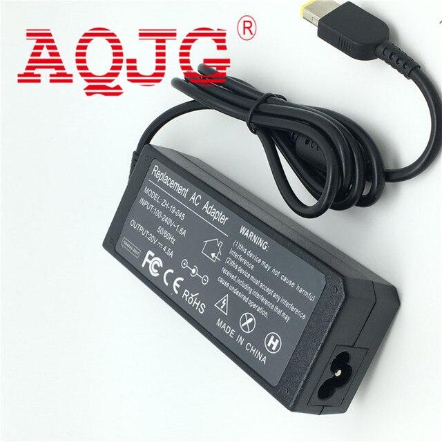Адаптер переменного тока 20V 4.5A 90W для Lenovo IdeaPad U530 Z50 70 Z50 75 Z510 Z710 G700, зарядное устройство