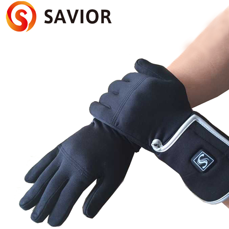 Savior winter men and women warm gloves outdoor sports ski riding feel good, touch screen sensitive touch and feel dinosaur touch