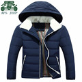 Afs джип 2015 зимняя куртка мужчины теплая DownJacket свободного покроя парка мужчины хлопка-ватник зимняя куртка свободного покроя красивый зимнее пальто мужчины