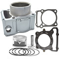 Motorcycle Engine Parts For KAWASAKI KLX300 KLX 300 , air cylinder block & piston kit & cylinder head gasket kit