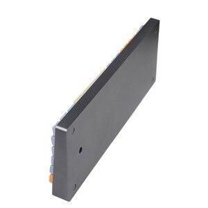 Image 4 - YMDK Hot Swap w pełni programowalne 96 aluminiowa obudowa płyty PCB stabilizatory wsparcie ANSI ISO DIY Kit