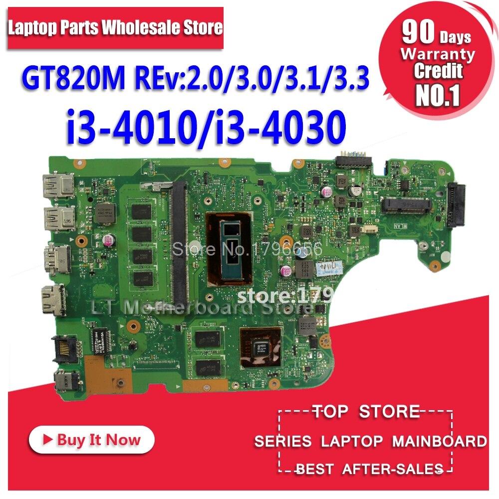 все цены на X555LD Motherboard i3 For ASUS X555L X555LP A555L K555L laptop Motherboard X555L X555LJ X555LB X555LI X555LN Mainboard 100% ok