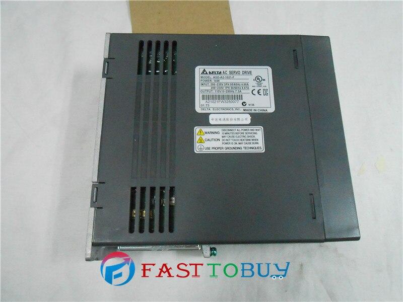все цены на Delta AC Servo Drive 220V 1KW PR Mode DMCNET Motion Control ASD-A2-1021-F One year warranty