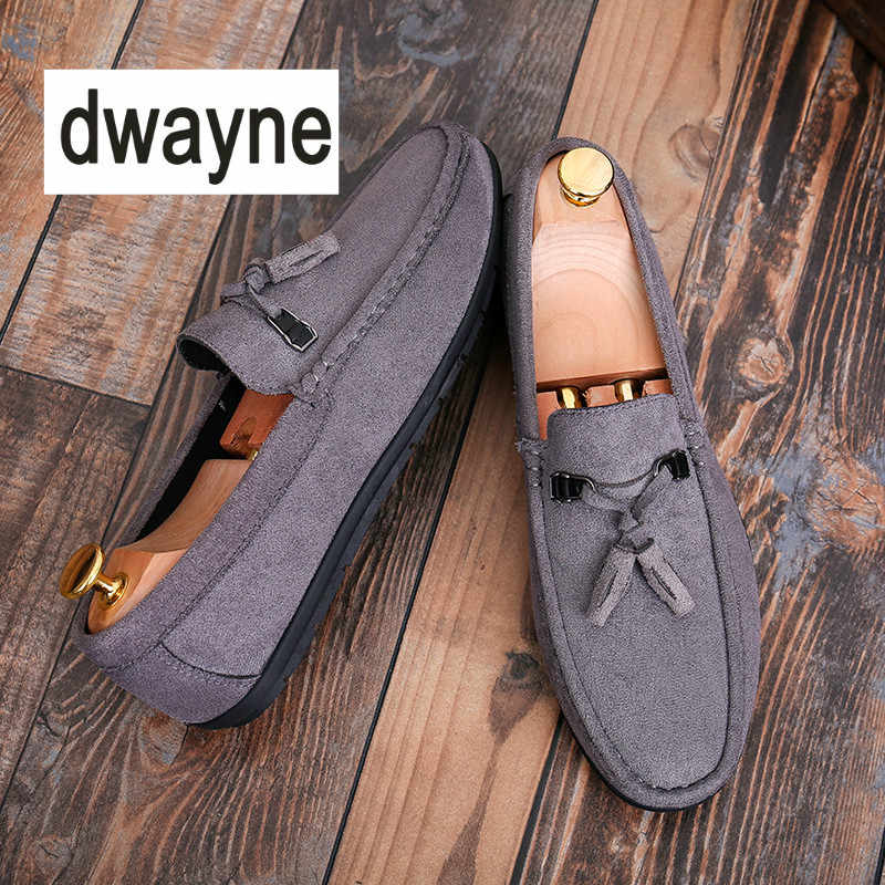 1d2f90ffee3 2018 Spring New Slip On Casual Men Shoes Red Bottoms Loafers Breathable  Comfort Men s Casual Flat