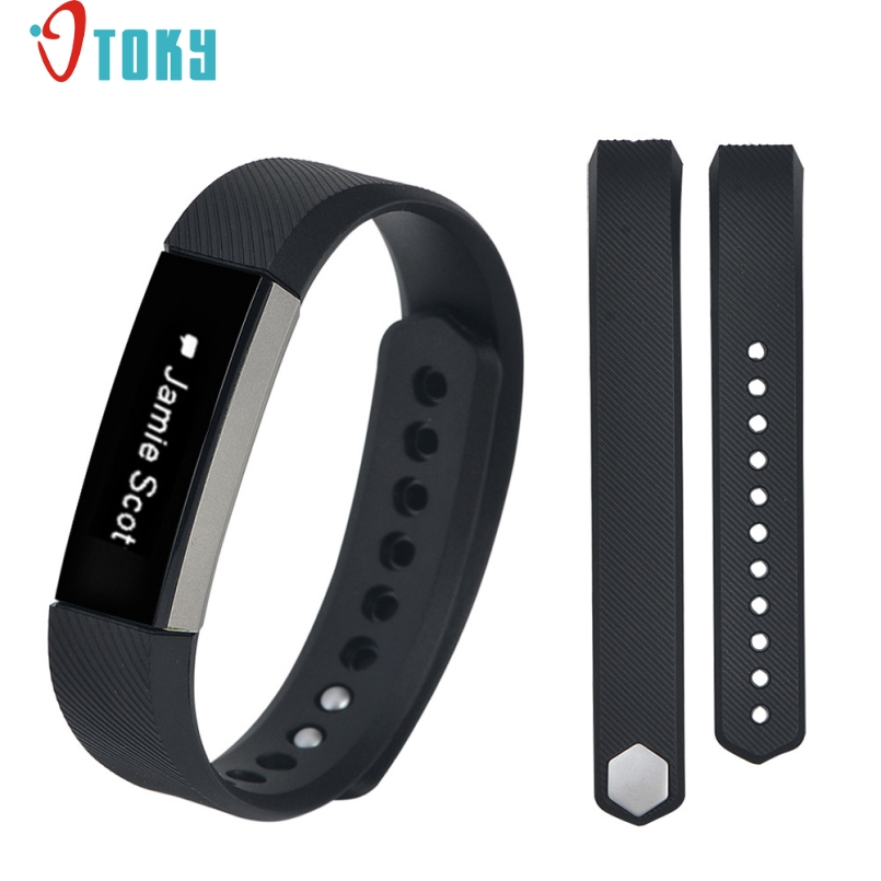 Excellent Quality Silicone Replacement Watch Wrist Strap Band For Fitbit Alta HR Watch Bands Venda De Reloj Bandas Mar 27