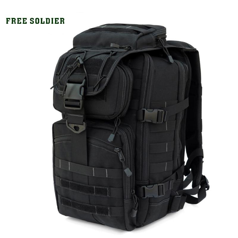 Рюкзак Free Soldier 30 Л. На Молнии