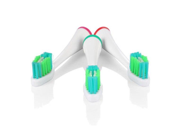 4PCS font b Electric b font font b Toothbrush b font heads for BLYL Brand Rechargable