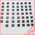 Novo para macbook air a1370 a1369 a1466 a1465 ru as teclas do teclado. 48 pcs AC06