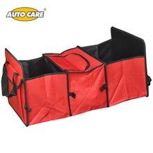 Auto Care Car trunk storage bag Oxford Cloth folding truck storage box Car Trunk Tidy Bag Organizer Storage Box with cooler bag
