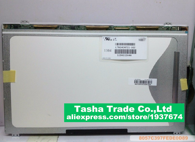 For Samsung 305V4a LCD Screen LTN140AT21-001 Matrix LED Display 1366*768 HD hanro бюстгальтер