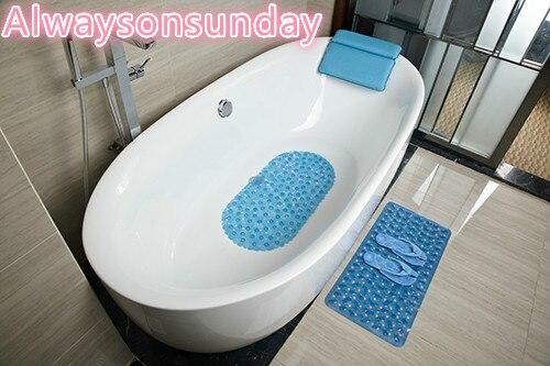 Waterproof Memory Cotton Bath Pillows, Soft, Comfortable And Durable Hot Tub Pillows Bath Tub Pillow Bath Pillow