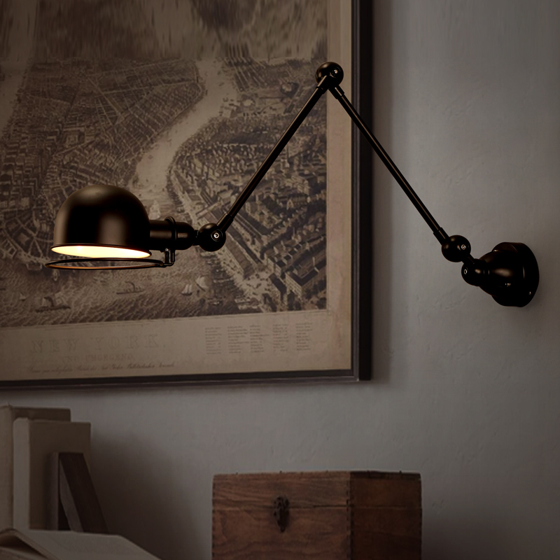 Aliexpress.com : Buy Retro Simple Design Wall Lamp Bedside Lamp Iron Art Wall  Light Apply To Modern Cafe Bar From Reliable Designer Wall Light Suppliers  On ...