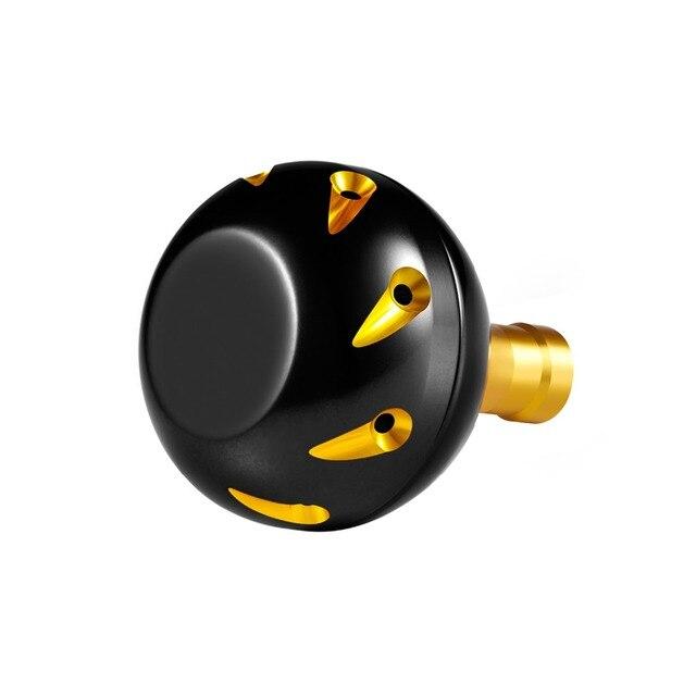Piscifun 30mm bobine poignée bouton pour SHIMANO stradique CI4 SW FK SAHARA SEDONA STELLA NASCI DAIWA FUEGO TATULA STEEZ CALDIA existent