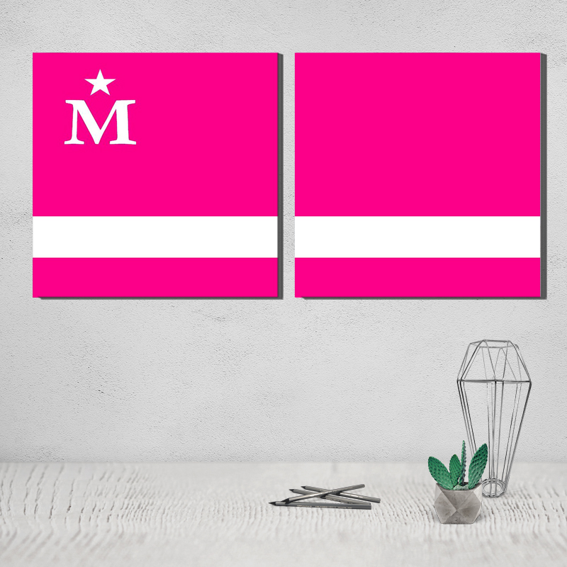 Moderdonia Flag Canvas Poster Modern and Contemporary Painting Obrazy Bedroom Paintings Decorative Pictures