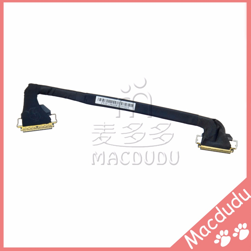 NEW LCD LED LVDS Cable For Apple MacBook Pro 15 A1286 2012 MD103 MD104 2012 *Verified Supplier*