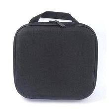 Universal controle remoto saco de armazenamento rc transmissor protetor caixa caso bolsa para frsky x9d jumper t16 futaba t14sg at9s