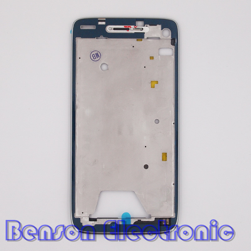 Baansam New Lcd Holder Screen Front Frame For Zuk Z2 5 Inch Housing Case No Power Volume Buttons Phone Bags & Cases