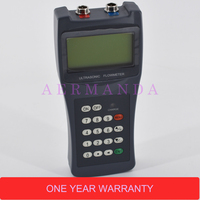 Ультразвуковой расходомер жидкости TDS 100H ручной расходомер воды DN15mm DN700mm S2 M2 датчиков