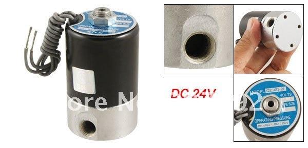 ; набор из 10 шт./лот Q23XD-2L DC 24 V 2 позиции 3 Порты воздушные СОЛЕНОИДНЫЕ клапаны
