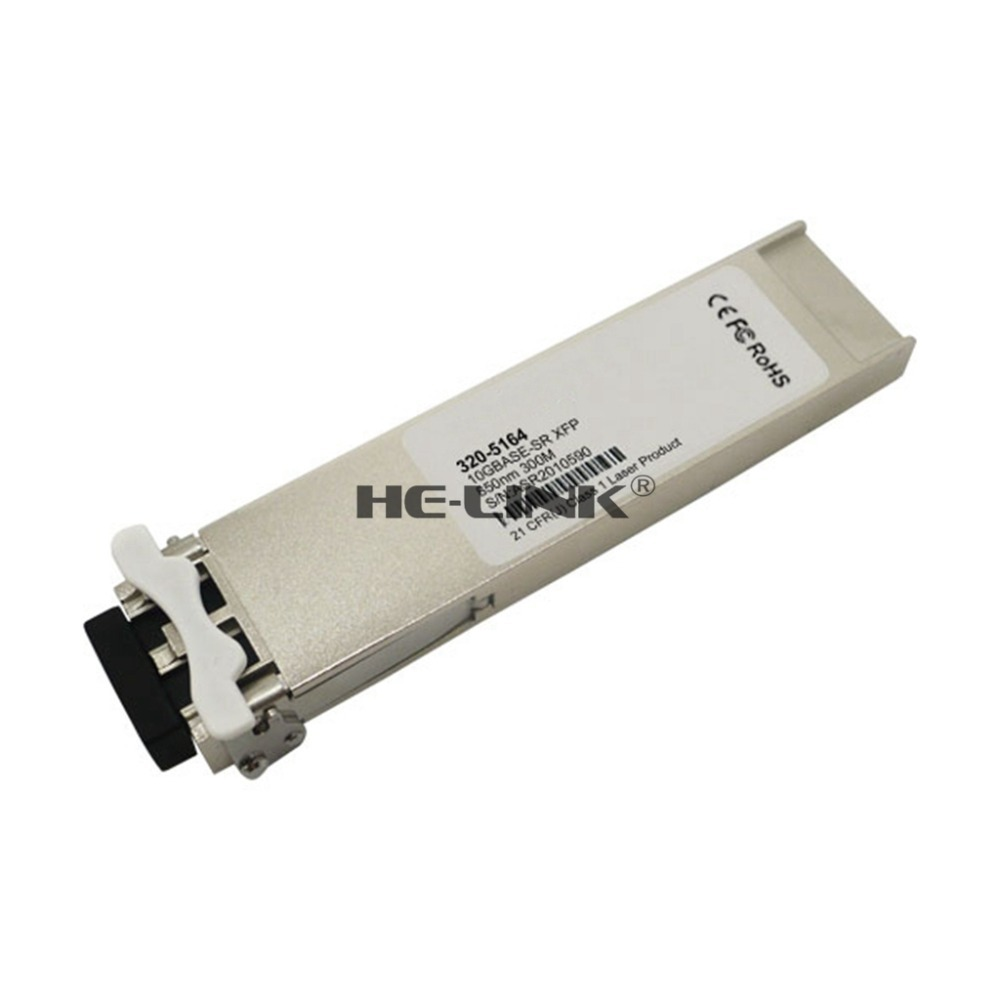 320 5164 Dell Compatible 10GBASE SR XFP 850nm 300m DOM Transceiver
