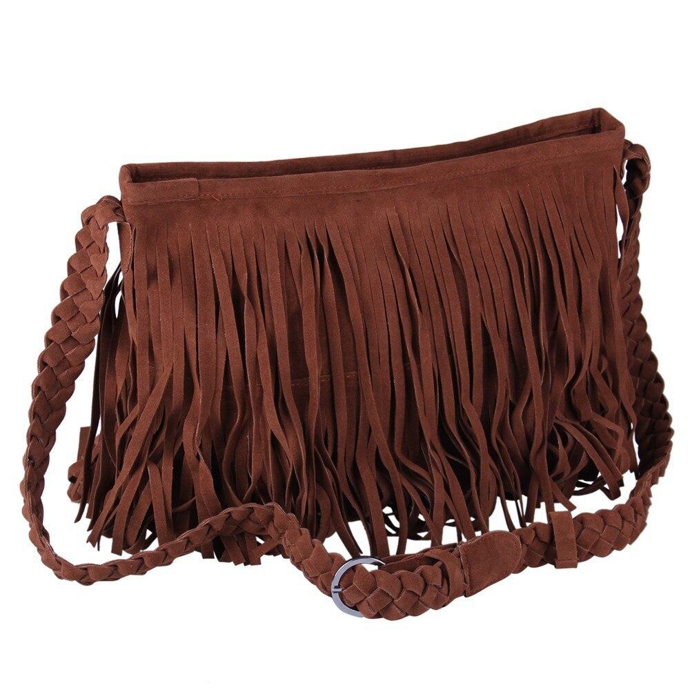 Aliexpress.com : Buy Women messenger bags Long Tassel European ...