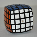 Qiji pan 5 * 5 * 5 cubo mágico Puzzle Toy
