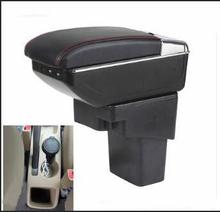 For Hyundai Solaris/Verna/Grand Avega armrest box central Store content box with cup holder ashtray car-styling accessory 10-16 armrest box for hyundai solaris 2 2017 central console arm store content box cup holder ashtray with rise and down function part