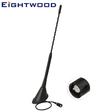 Eightwood Autolover Car Radio FM Antenna Auto Stereo Receiver AM/ Aerial for BMW Toyota Audi Volkswagen