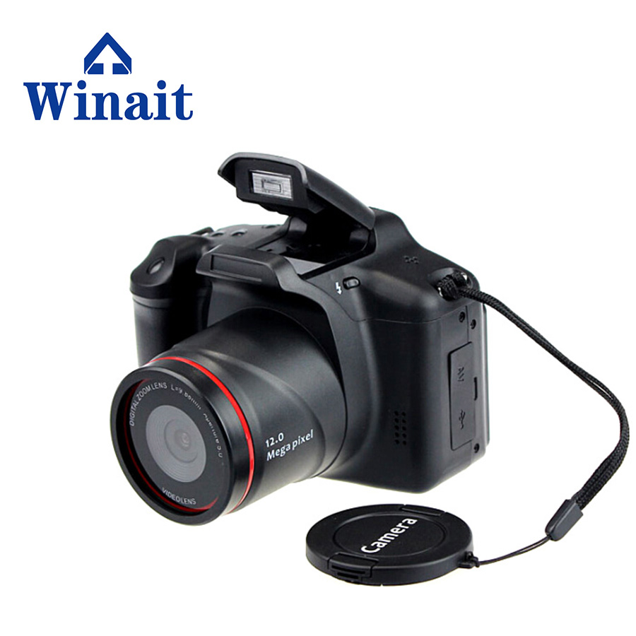 ФОТО free shipping winait max 12mp digital camera with  2.8'' TFT display  4x digital zoom camera with  32GB