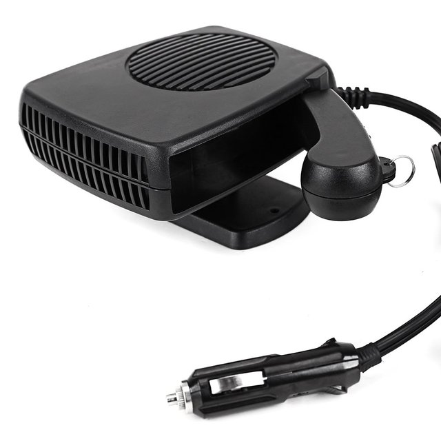 EDFY Car Auto Vehicle Electric Fan Heater Heating Windshield Defroster Demist 12V 150W