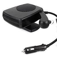EDFY Car Auto Vehículo Eléctrico Ventilador Calentador Calefacción Parabrisas Defroster Desempañado 12 V 150 W