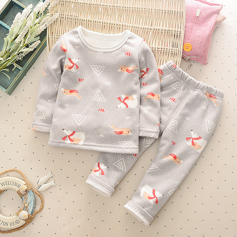 1set hot fashion Long Sleeve Baby boy/Girl Clothing suits Children Clothing Set Baby Clothes Cotton Baby set 1-10 years baby set dot long sleeve cotton for baby girl clothes baby suits sport children set t shirt pant spring summer 3colors