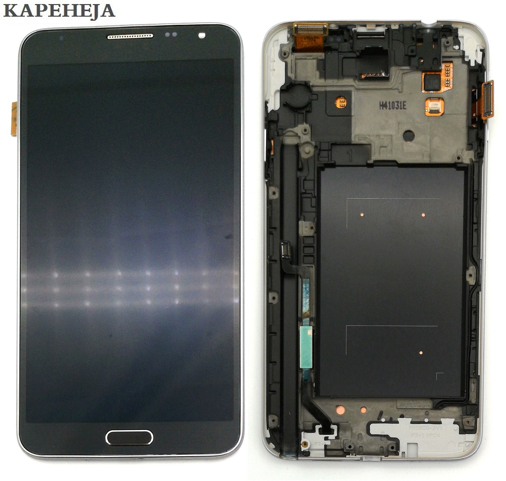 Super AMOLED LCD Display For Samsung Galaxy Note 3 Neo Mini N7505 LCD Display Touch Screen Digitizer Assembly