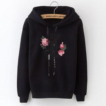Štýlová dámska mikina Roses – rôzne farby