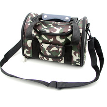 Breathable Dog Bag Handbags Cat Puppy Dog Carrying Shoulder Messenger Bag Foldable Tote Pet Dog Carriers Bags