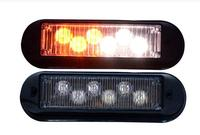 Free Shipping 5000hours Warranty High Quality Led Police Lightbar 1 2m Length 18 Groups Led Waterproof