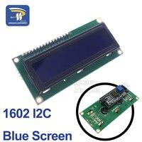 1602 I2C Blue