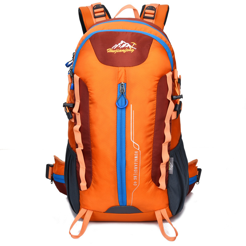 HUWAIJIANFENG Large Capacity Fashion Men Backpack Waterproof Travel Backpack Multifunctional Bags Male Laptop Backpacks mochila цена