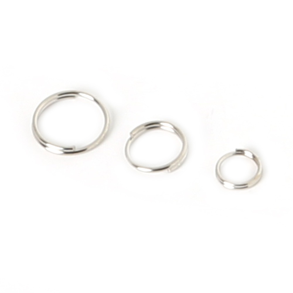 lady-muck1 100 Strong Rose Gold Jump Rings Jewellery Making Findings  5-6-7mm