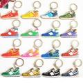 Mix 16 unids/lote lindo nuevo Balanceer 574 llavero Jordan llavero llavero, Sneaker llavero clave Kids anillos mujeres sostenedor dominante Chaveiro
