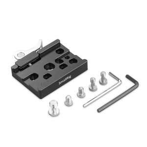 Image 2 - Smallrig Camera Monopod Hoofd Quick Release Plaat (Arca Type Compatibel) qr Plaat Voor Arca Swiss Plaat Statief Accessoires 2143