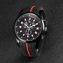 2016 New V6-0281 authentic men's watches and luxury vacation quartz watch, brand watch business, Outdoor Sports Watch