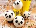 4 см Cute Panda Kawaii Squishy Очаровывает Булочки Хлеб Сотовый Телефон Ключ/Мешок Ремешок Подвеска Булочки Сотовый Телефон Шарм