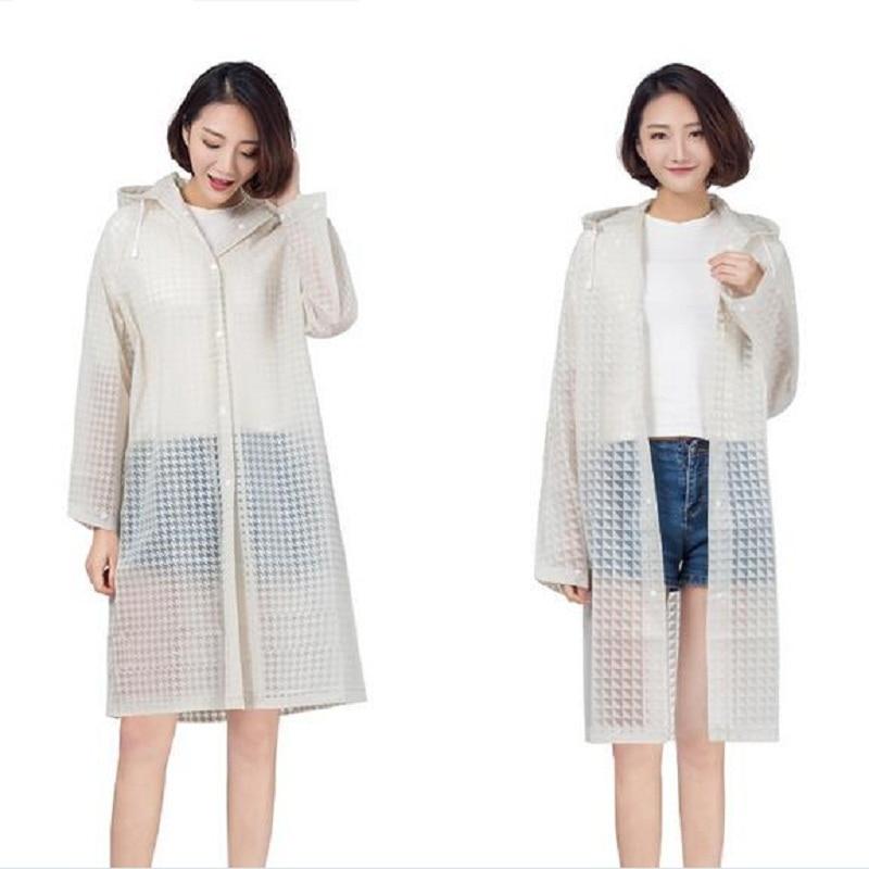 WINSTBROK Moda Prozirni Eva Raincoat Žene / Muškarci Prijenosni - Kućanski robe - Foto 2