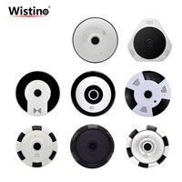 Wistino HD 960P Wireless VR Panoramic Camera WIFI IP Camera Fisheye Baby Monitor CCTV Video Baby