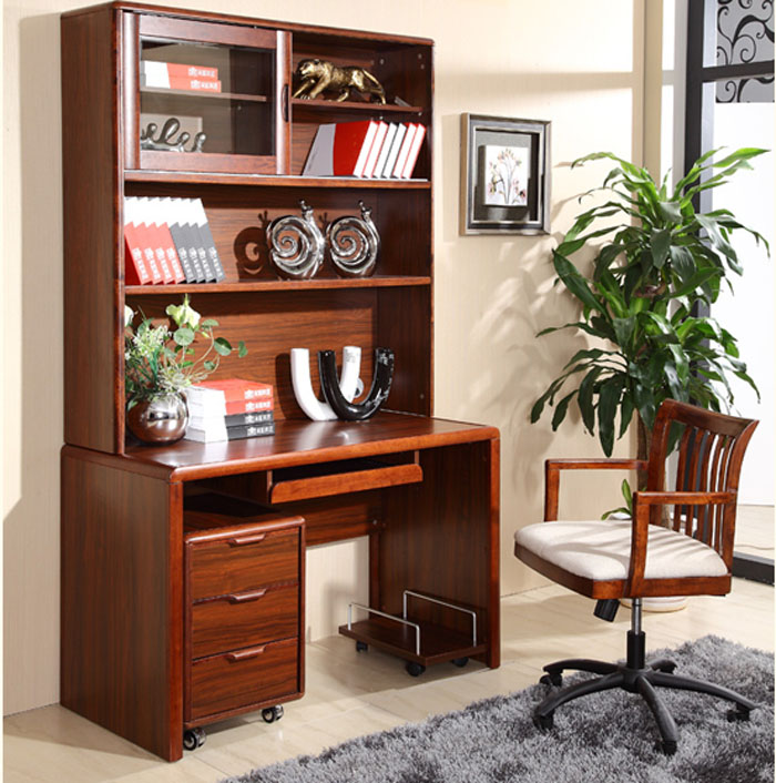 Bookcase with study table desk bookcase combination for children - Popular Oak Bookcase Buy Cheap Oak Bookcase Lots From