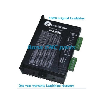 Leadshine two-phase stepper motor driver MA860 18-60VDC power supply ,stepper driver MA860,engraving machine drive free shipping