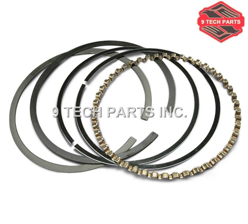25 Piston Rings For Suzuki AN250 Burgman Skywave 250 DR250 Yamaha Bore 73.25mm