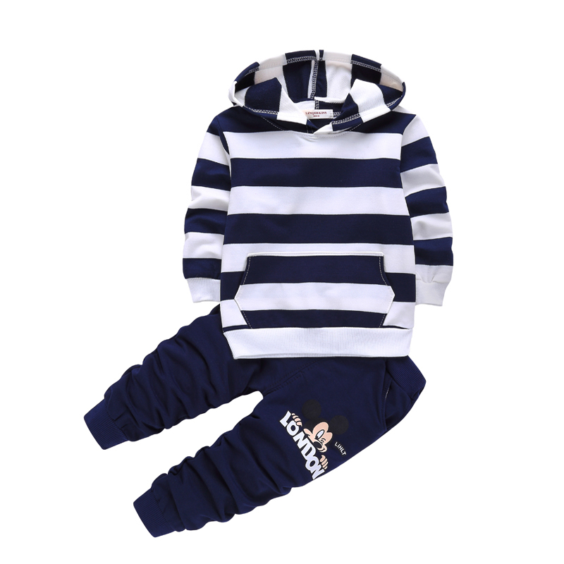 kids 2pcs sport suits Spring Baby Clothing Sets Children Boys Girls Fashion Clothes Kids Hooded T-shirt And Pants 2 Pcs Suits toddler tracksuit autumn baby clothing sets children boys girls fashion brand clothes kids hooded t shirt and pants 2 pcs suits