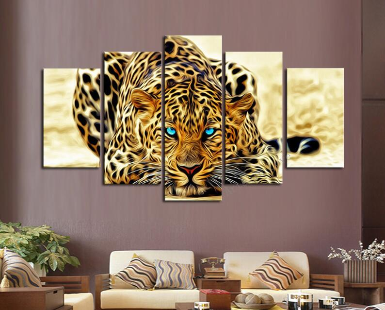 Leopard Wall Decor online get cheap leopard print home decor -aliexpress